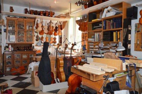 Entretien de violon Nice