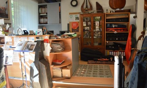 Atelier de lutherie Nice